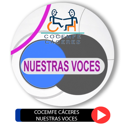 COCEMFE NUESTRAS VOCES